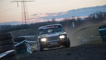 Varga Zoltán – Tanulságos Szilveszter Rallye