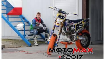 Benjamin Ónodi: In the Czech Republic at the foot of the podium