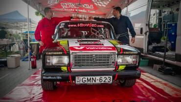 Ladával a Hilltop Rallye Fesztiválon