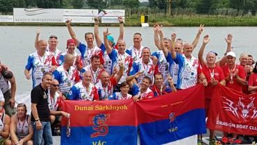 Újból táncra perdülnek a Dunai Sárkányok