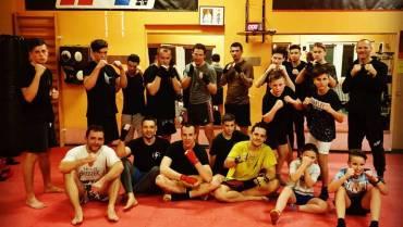 A Mezei K-1 Kick-Box SE. újabb Küzdősport Gálára készül