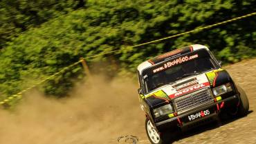 III. Bátonyterenyei Rally Show Ladás módra