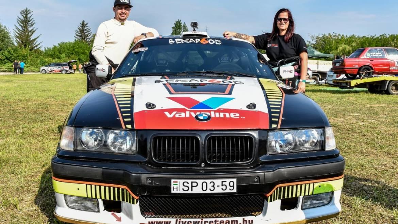 Két Rally2-es versenyzőtől tanulhatok