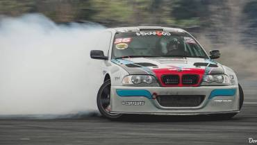 V8 a ringben