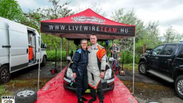 Ózd – Eger Rallye 2021 abszolválva